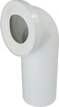 Nicoll Česká republika, s.r.o. Univerzální odtokové koleno DN 100/D 110, 22°, šikmé PR7092C (58101010000)