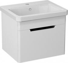 Sapho ELLA umyvadlová skříňka 46, 5x39x38, 5cm, bílá (70050) EL050-3030
