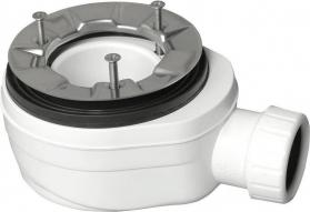 Polysan Vaničkový sifon, průměr otvoru 90 mm, DN40, nízký, pro VARESA, LUSSA, ARENA 71672