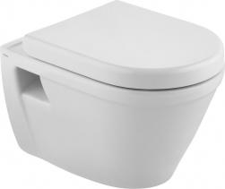 Aqualine IDEA SHORT WC závěsné 35, 5x48 cm 71126363