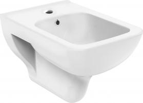 Aqualine BENE bidet závěsný, 35, 5x50 cm, bílá BN510