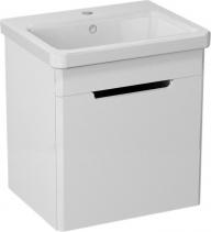Sapho ELLA umyvadlová skříňka 46, 5x65x38, 5cm, 1xdvířka, levá, bílá (70055) EL055-3030
