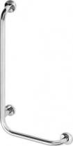 Bemeta Nástěnné madlo LEVÉ 810x550mm, nerez 301112041