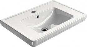 GSI CLASSIC keramické umyvadlo 75x50 cm, bílá ExtraGlaze 8787111