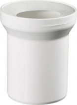 Sapho Přímý kus odpadní k WC, prům. 110 mm, délka 150 mm 3215
