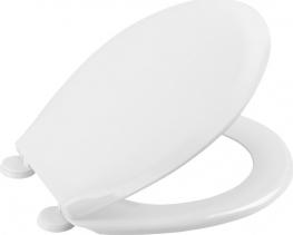 Sapho URAN WC sedátko, duroplast, univerzální, bílé 1011