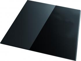 Sinks přípravná deska - sklo černé TL122BLACK