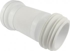 Klum WC napojení ø 110 mm, flexi bez drátu, vestavná délka 150 - 500 mm PR7097B