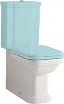Kerasan WALDORF WC kombi mísa 40x42x68cm, spodní/zadní odpad 411701