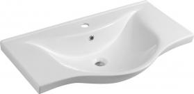 Aqualine ZARA 80 nábytkové umyvadlo 79, 5x46cm 10080