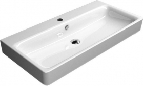 GSI SAND keramické umyvadlo 100x50 cm, bílá ExtraGlaze 9023111