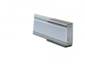Sapho Led Úchytka profilů universal, pozinkovaná ocel KL1072
