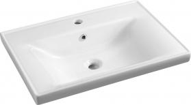 Aqualine SAVA 65 nábytkové umyvadlo 65x46x16, 5 cm 2065
