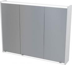 Sapho BATU galerka 100x71x16 cm, LED osvětlená, bílá 1141130