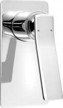 Sapho JUMPER podomítková sprchová baterie, 1 výstup, chrom JM041