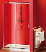 Gelco SIGMA sprchové dveře posuvné 1000 mm, čiré sklo SG1240