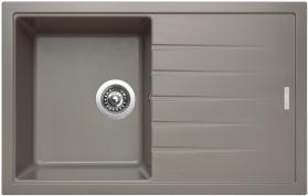Granitový dřez Sinks BEST 780 Truffle ACRBE78050054