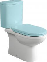 Kale DYNASTY WC mísa kombi, spodní/zadní odpad, 35x68cm 71113333