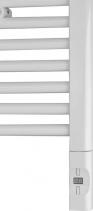 Enix Elektrická topná tyč s termostatem a dálkovým ovládáním, 300 W, D-tvar, bílá HVD-300