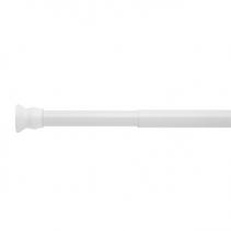 Ridder Teleskopická rozpěrná tyč 110-185cm, prům.25mm, bílá 55201