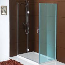 Gelco LEGRO sprchové dveře 1000mm, čiré sklo GL1110
