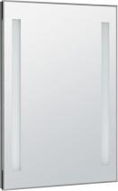 Aqualine LED podsvícené zrcadlo 60x80cm, kolíbkový vypínač ATH6