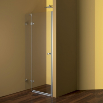 Mereo Sprchové dveře, Fantasy, 80x190 cm, chrom ALU, sklo Čiré CK10120E