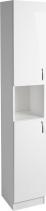 Aqualine EKOSET skříňka vysoká 30x180x30cm, bílá 57180