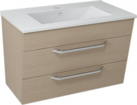 Sapho KALI umyvadlová skříňka 74x50x45cm, dub benátský (56078) KA075-1414