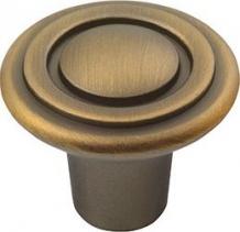 Sapho RETRO úchytka pr.30mm, bronz 12936