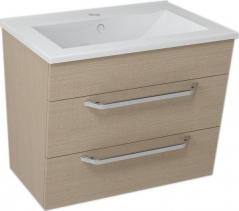 Sapho KALI umyvadlová skříňka 59x50x45cm, dub benátský (56065) KA060-1414