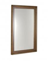 Sapho RETRO zrcadlo 70x115cm, buk 1680