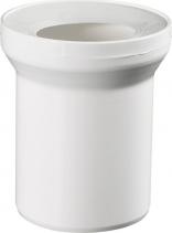 Sapho Přímý kus odpadní k WC prům. 110 mm, délka 150 mm 3215
