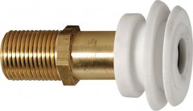Aqualine Vtoková armatura pro urinály se zakrytým přívodem SLA02