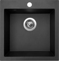 Granitový dřez Sinks VIVA 455 Metalblack SIGVI45546074