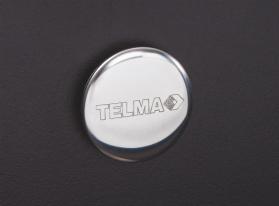 Sinks TELMA kryt přepadu - kulatý TL905