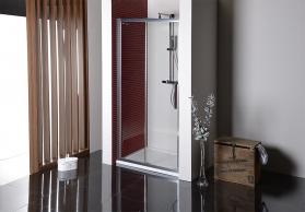 Polysan LUCIS LINE sprchové dveře 1000mm, čiré sklo DL1015
