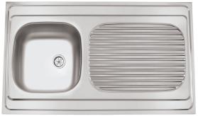 Nerezový dřez Sinks CLP-A 1000 M 0,5mm matný RDCPM1006005M