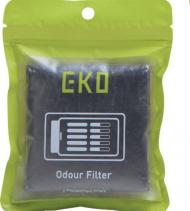 Sapho Karbonový pachový filtr pro odpadkové koše REGENT 12/32 l DR147