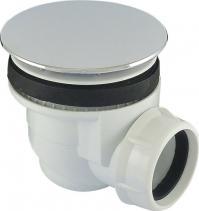 Klum Sifon pro sprchovou vaničku, ⌀60mm PR6030C