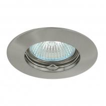 Sapho LUTO podhledové svítidlo, 50W, 12V, matný chrom 02583