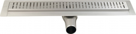 Gelco MANUS ONDA nerezový sprchový kanálek s roštem, 1050x130x55 mm GMO16