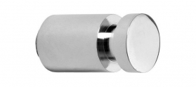 Sapho X-ROUND věšáček 30mm, chrom XR212