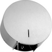 Bemeta Zásobník na toaletní papír do průměru 30cm, nerez mat 125212085