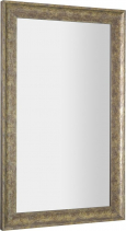 Sapho MANTILA zrcadlo v dřevěném rámu 760x1260mm, antik NL740