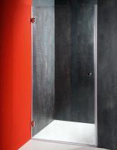 Aqualine FONTE sprchové dveře ATYP, rozměr 420-797mm, výška1850mm, čiré sklo 2102-01/AM