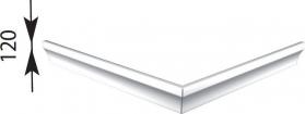 Polysan AVELIN 90x90 čelní panel 54812
