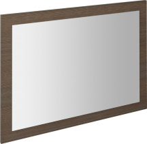 Sapho LARGO zrcadlo v rámu 700x900x28mm, borovice rustik LA712