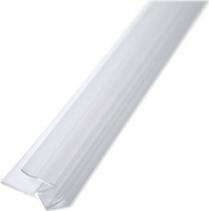 Gelco LEGRO-ONE těsnění spodní pro rovné sklo 6mm, délka 1000mm NDGOL01