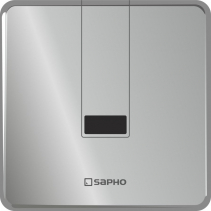 Sapho Senzorový splachovač pisoáru 24V DC, nerez PS002